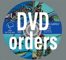 Order a free Safe Fishing DVD